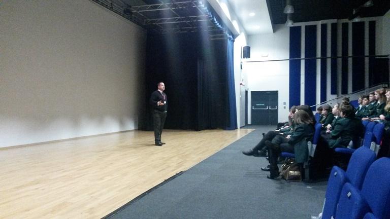 Andy Nicholson talk