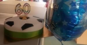 Ken's cake