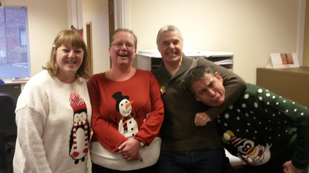Christmas Jumper Day 2014 A