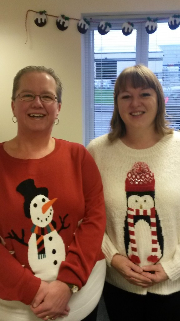 Christmas Jumper Day 2014 C
