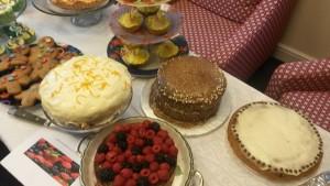 Lifetime bake-off 9