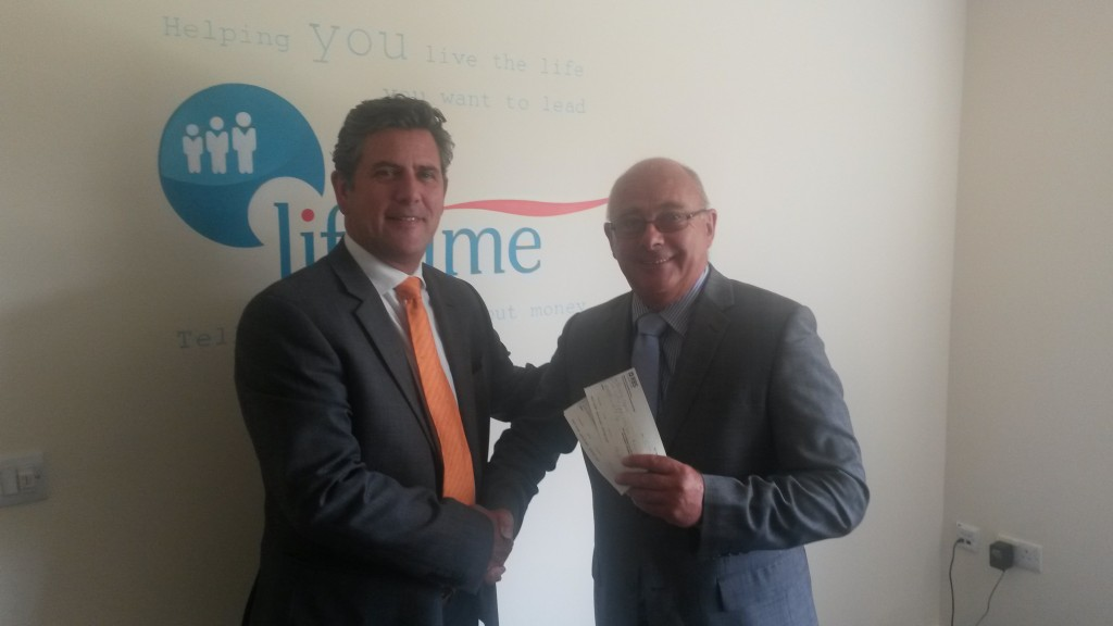 Lifetime cheques to BC