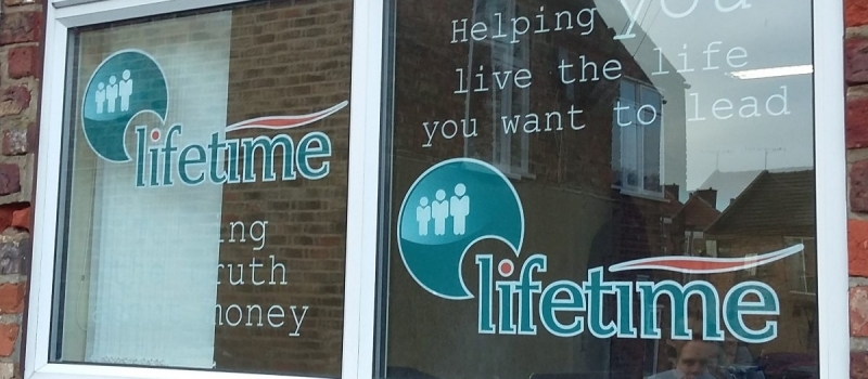 Signs looking good for Lifetime in Driffield!
