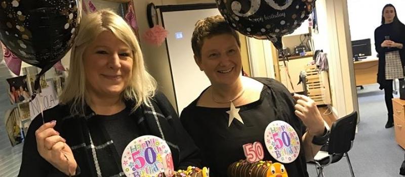Big birthday celebrations at Lifetime!