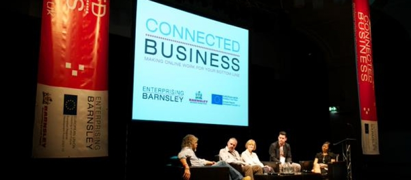 Lifetime to feature in Barnsley's biggest digital business conference
