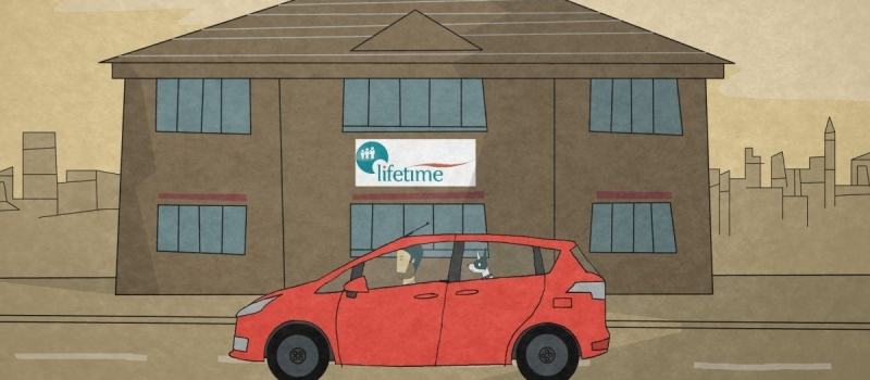 Lifetime's Here Is A Man animation to feature in Sheffield 'short film night'