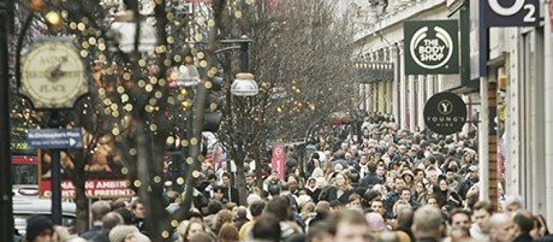 Christmas budget set to be spent as festive season draws ever nearer!