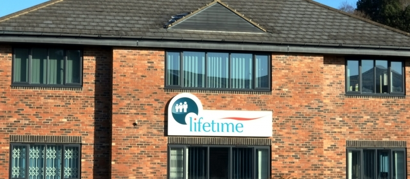 Lifetime offices closed but 'business goes on' and clients can contact financial planners and staff