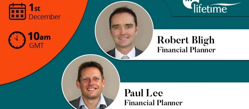 Free Lifetime webinar for financial advisers: Overcoming the challenges of client servicing