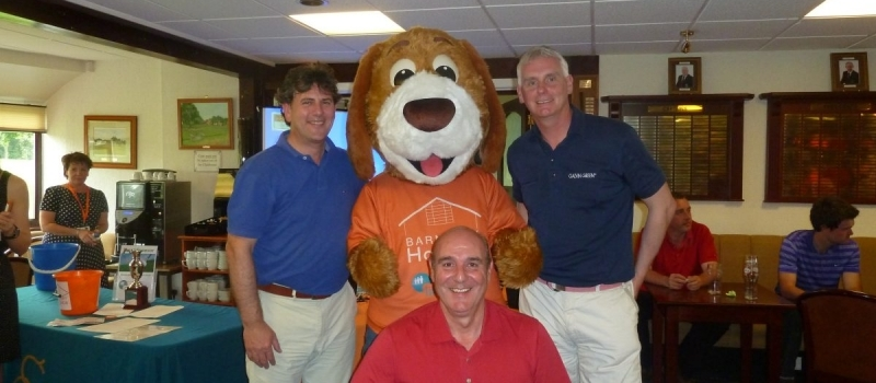 Great day, great cause; Lifetime-sponsored hospice golf day raises nearly £7,000