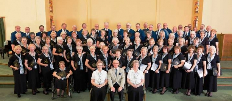 Barnsley U3A Choir in musical charity performance at Horizon Theatre