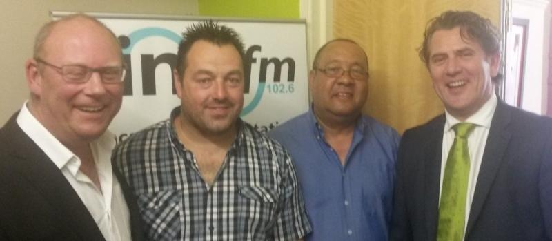 Lifetime director Bill a guest on Sine FM radio show