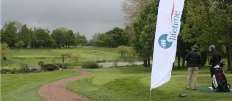 Fore! Lifetime again the main sponsor of Barnsley Hospice golf day