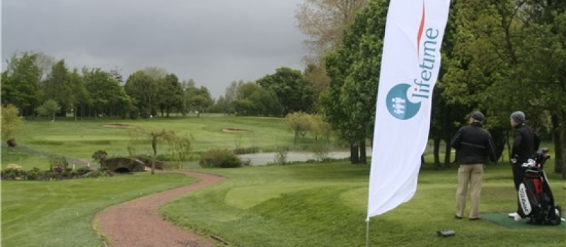 Teams all set to tee off in Lifetime-sponsored Barnsley Hospice golf day