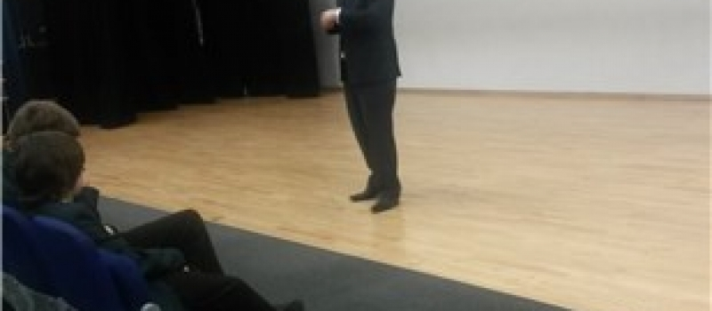 Barnsley Football Club chief executive Ben delivers brilliant first BBIS talk
